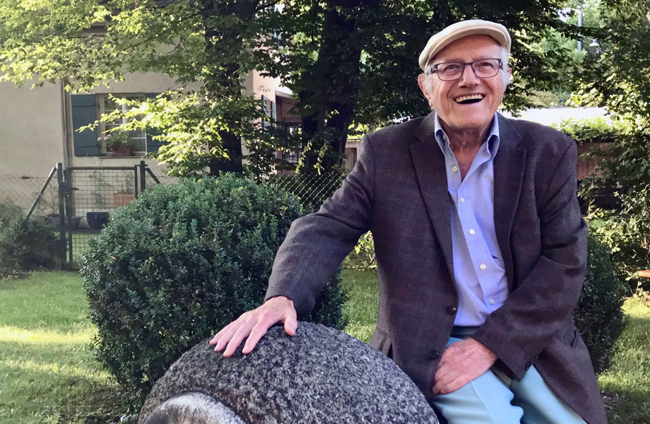 Buchautor Markus Dosch