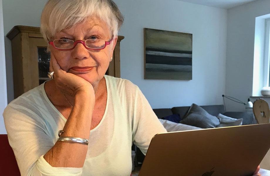 Bloggerin Ulrike Ziegler