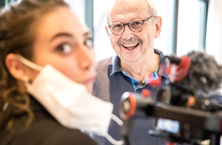 Elisabeth Kratzer und Jochen Bossert beim eigenlebenFestival